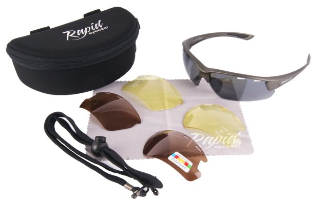 Polarised Fishing Glasses Groove