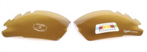 Category 2 beige polarized lens set