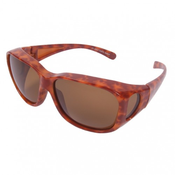 Mittelgroße Überziehbrille für Damen