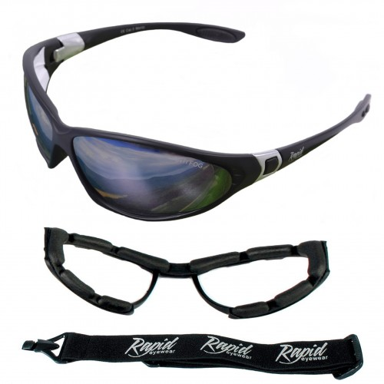 Moritz Biker Sunglasses