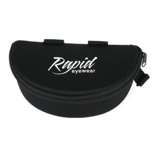 Sunglasses Carry Case (one-piece lenses)