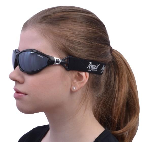 'Moritz' Noir lunettes