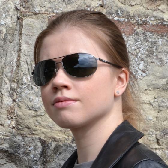 Altius Polarised Biker Sunglasses
