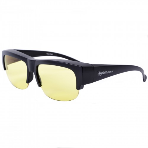 Night Driving Overglasses (Wide Fit)