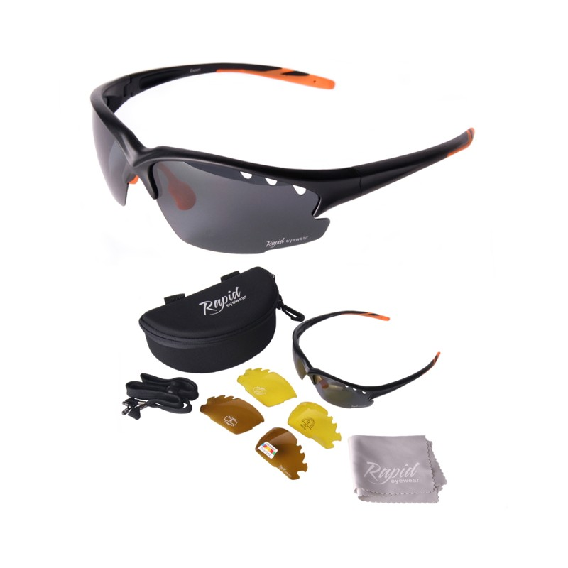 Fusion Sunglasses for Driving