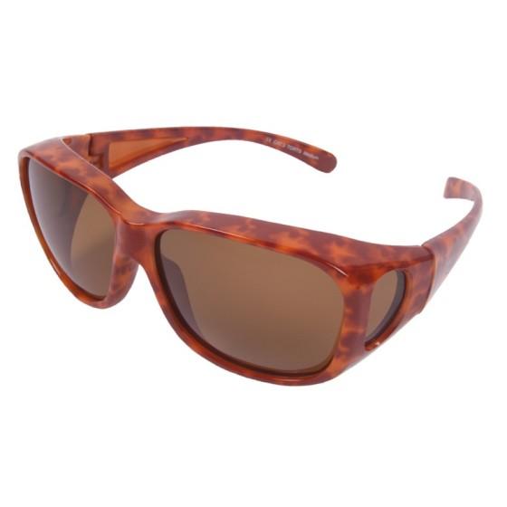 Medium Schildpatt Überbrille