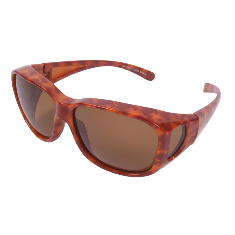 Medium Tortoiseshell Overglasses