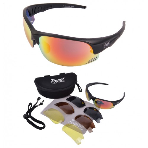 Edge Black RC Modelglasses