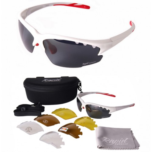 Luna Polarized Running Sunglasses