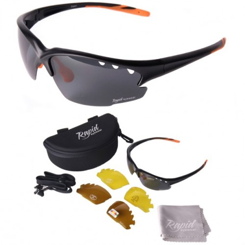 Fusion Polarised Sunglasses For Tennis