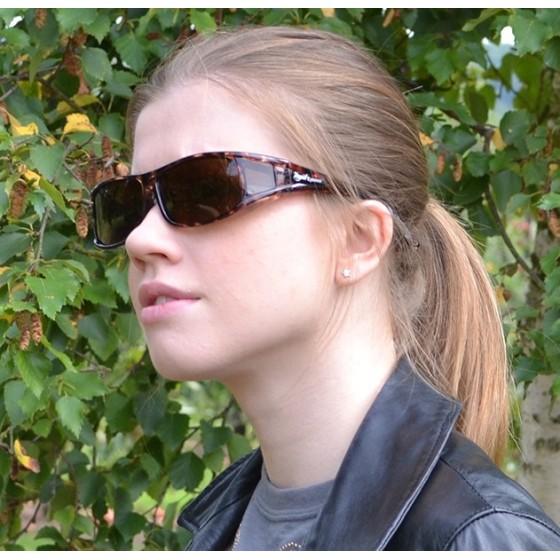 fit-over sonnenbrille für damen