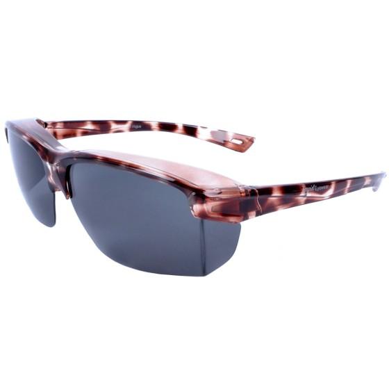 Vogue (écaille): Sur-lunettes larges 140mm