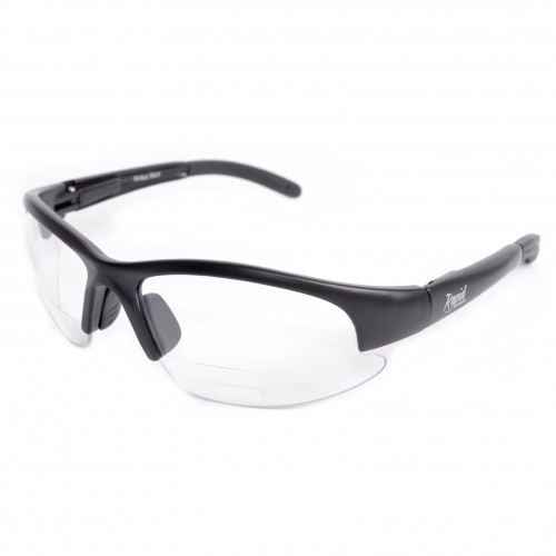 Clear Safety Bifocal RC Modelglasses