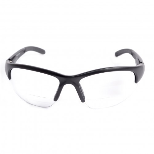 Bifocal Clear Sports Safety Glasses