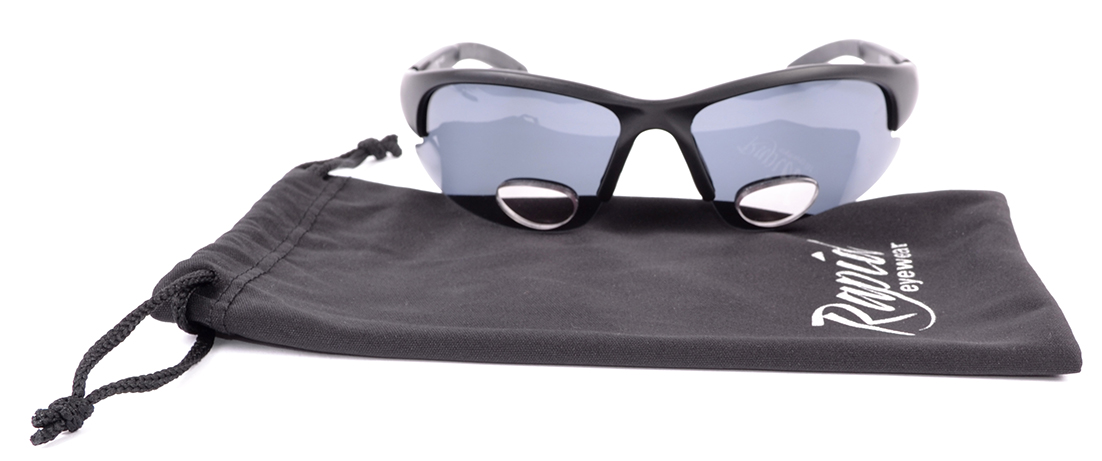 Bifocal sports safety sunglasses