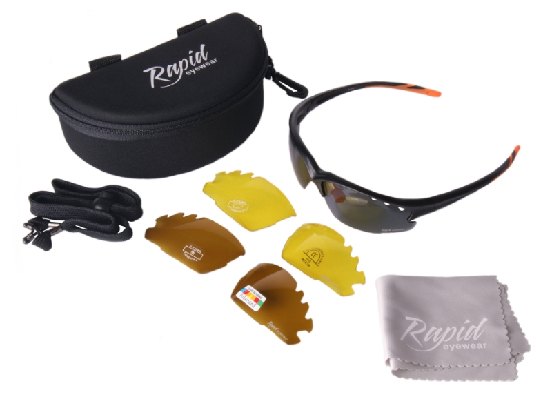 Black polarised Fusion sports sunglasses by Rapid Eyewear photo Fusion-set_zps0a7c8cdf-1.jpg