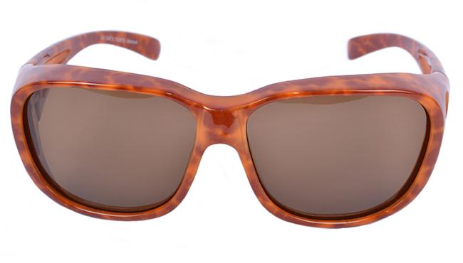 Ladies medium - large size overglasses sunglasses