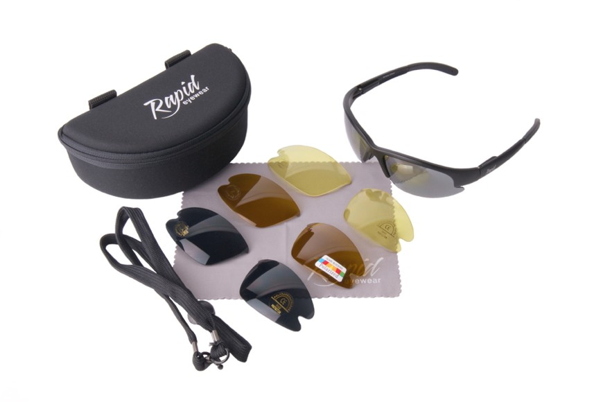 Interchangeable Sunglasses Lenses - What They're For